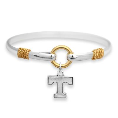 Tennessee Two Tone Rope Bracelet