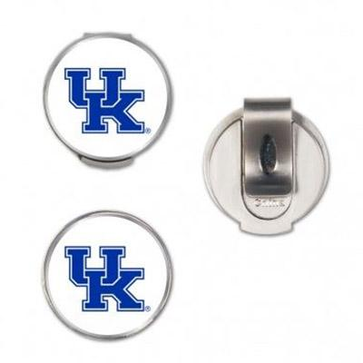 Kentucky Golf Hat Clip Ball Marks