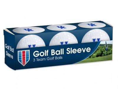 Kentucky Golf Balls 3pk