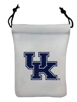 Kentucky Faux Leather Pouch