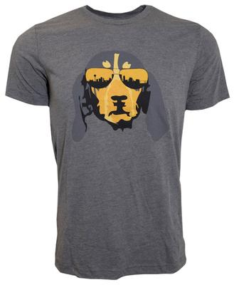 Hound Dog With Shades Local T-shirt