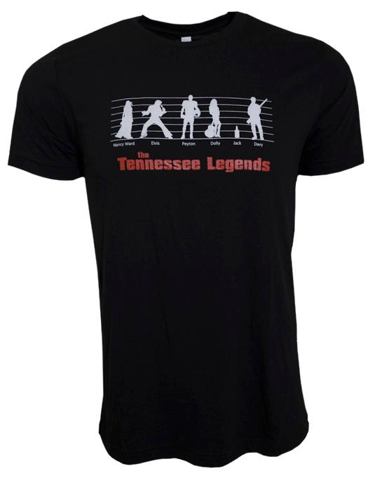 The Tennessee Legends T- Shirt