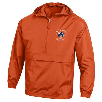 Auburn Champion Unisex Pack and Go Jacket