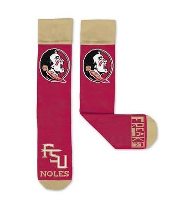 Florida State Seminoles Freaker Socks