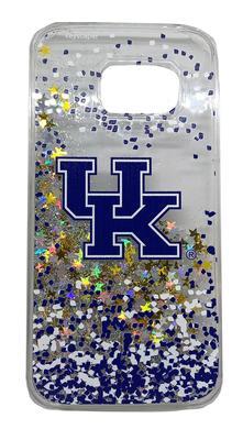 Kentucky Samsung Galaxy S7 Glitter Case