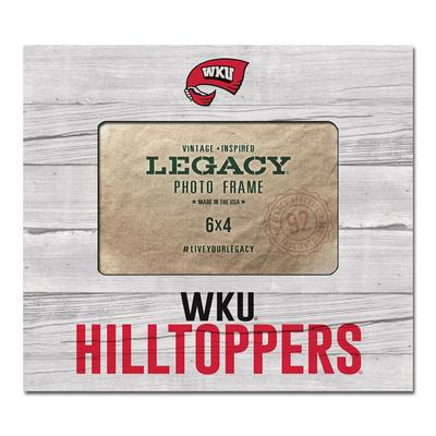 Western Kentucky Legacy WKU Picture Frame