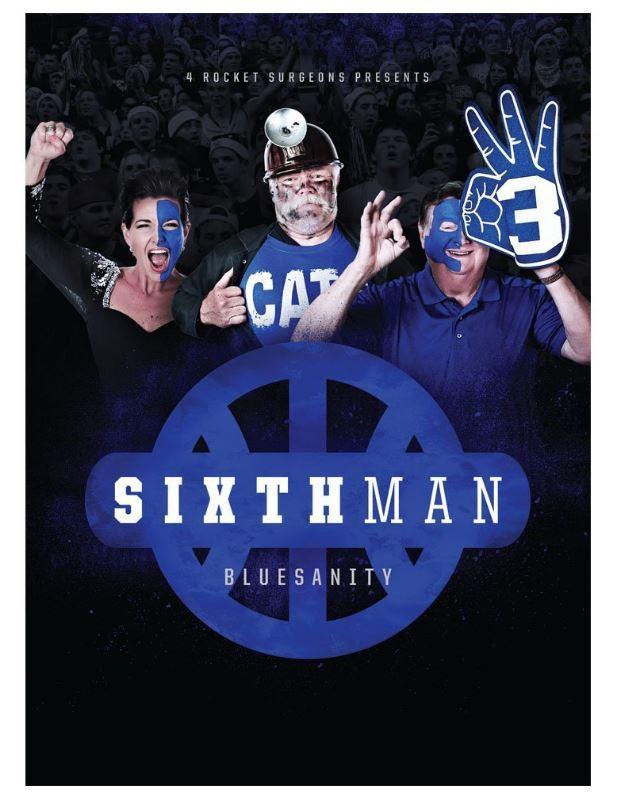 University Of Kentucky : The Sixth Man Dvd