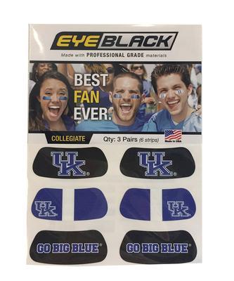 Kentucky Eye Black 3 Pack