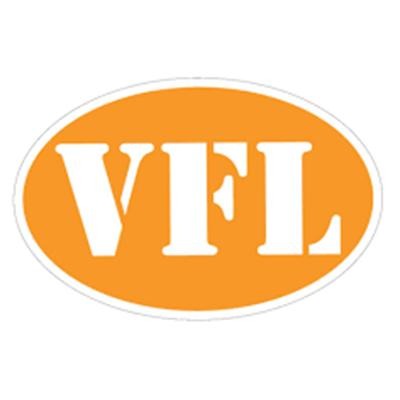 Tennessee VFL Oval Decal 6