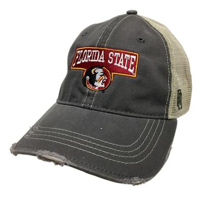 Florida State Retro Brand Smokey Vault Cap