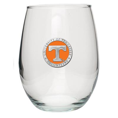 Tennessee Heritage Pewter Stemless Wine Glass