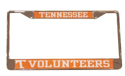 Tennessee Mega Logo License Plate Frame