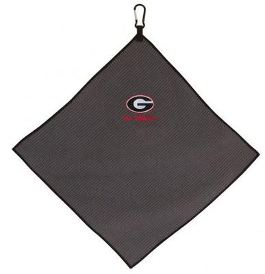 Georgia Microfiber Golf Towel (15