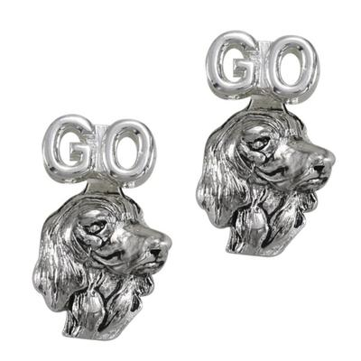 Evie Go Mascot Earrings
