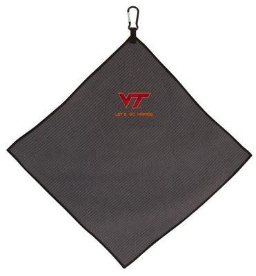 Virginia Tech Microfiber Golf Towel (15
