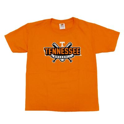 Tennessee Youth Shadow of the Bat T-shirt