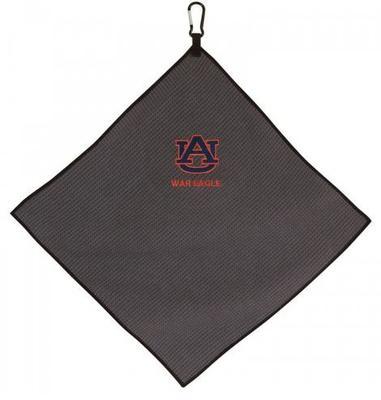 Auburn Microfiber Golf Towel (15