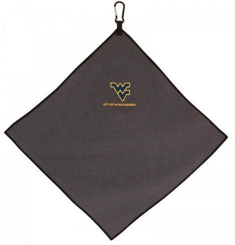 West Virginia Microfiber Golf Towel (15