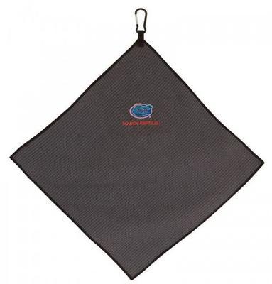 Florida Microfiber Golf Towel (15