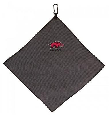 Arkansas Microfiber Golf Towel (15