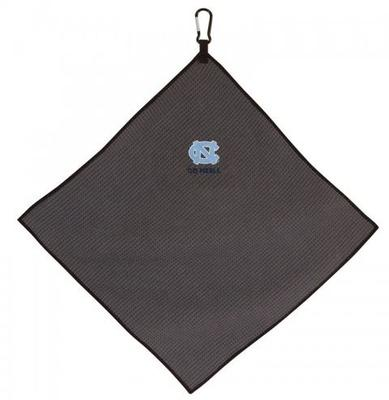 UNC Microfiber Golf Towel (15