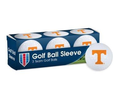 Tennessee Golf Balls 3pk