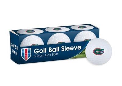 Florida Golf Balls 3pk