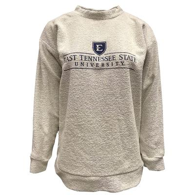 ETSU Woolly Threads Bar Logo Sweatshirt