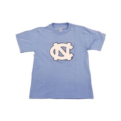 UNC Youth Primary Logo Tee C.BLUE