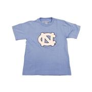 Unc Youth Primary Logo Tee