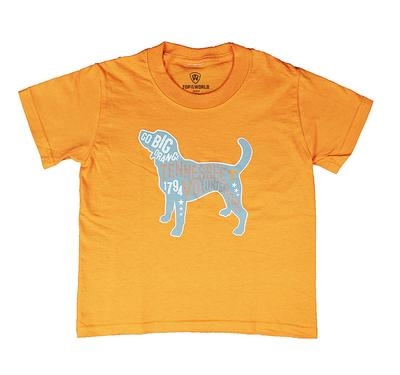 Tennessee Youth Smokey Poster Tee