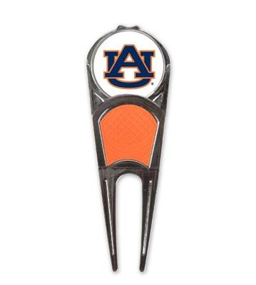 Auburn Golf Ball Mark Repair Tool