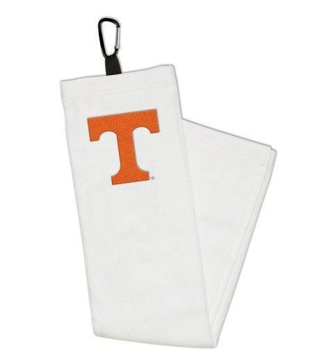 Tennessee Golf Towel With Carabiner