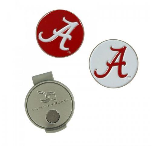 Alabama Magnetic Hat Clip & Marker Set