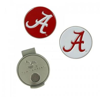 Alabama Magnetic Hat Clip & Marker Set