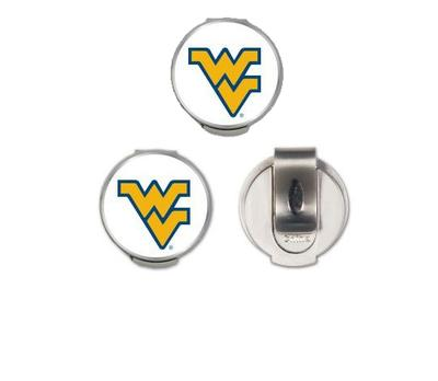 West Virginia Magnetic Hat Clip & Marker Set