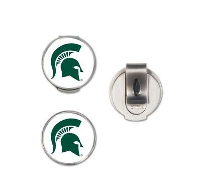 Michigan State Magnetic Hat Clip & Marker Set