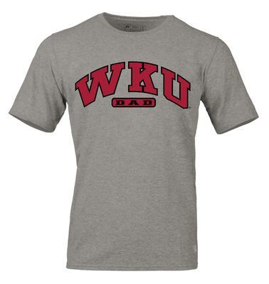 Western Kentucky Arch Dad T-Shirt