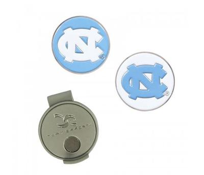 UNC Magnetic Hat Clip & Marker Set