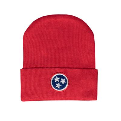 Tennessee Infant Tristar Knit Cap