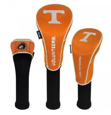 Tennessee Golf Club Head Covers - Set of 3