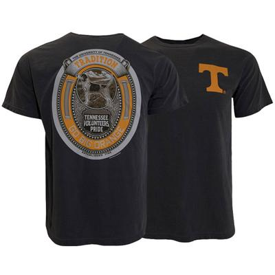 Tennessee Comfort Colors Tradition and Pride Tee