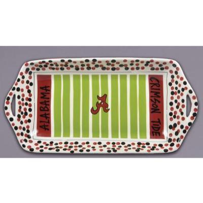 Alabama Magnolia Lane Stadium Tray