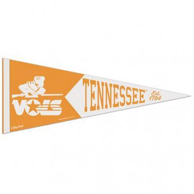 Tennessee Vault Volstar Logo Premium Pennant
