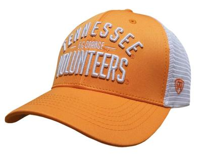 Tennessee Top Of The World Trucker Trainer Adjustable Hat