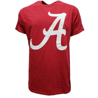 Alabama Giant Logo Short Sleeve Tee
