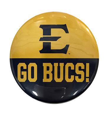 ETSU GO BUCS Button