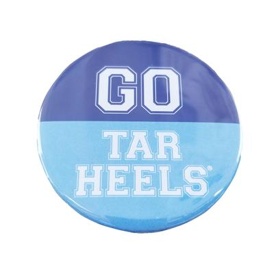 GO TAR HEELS Button