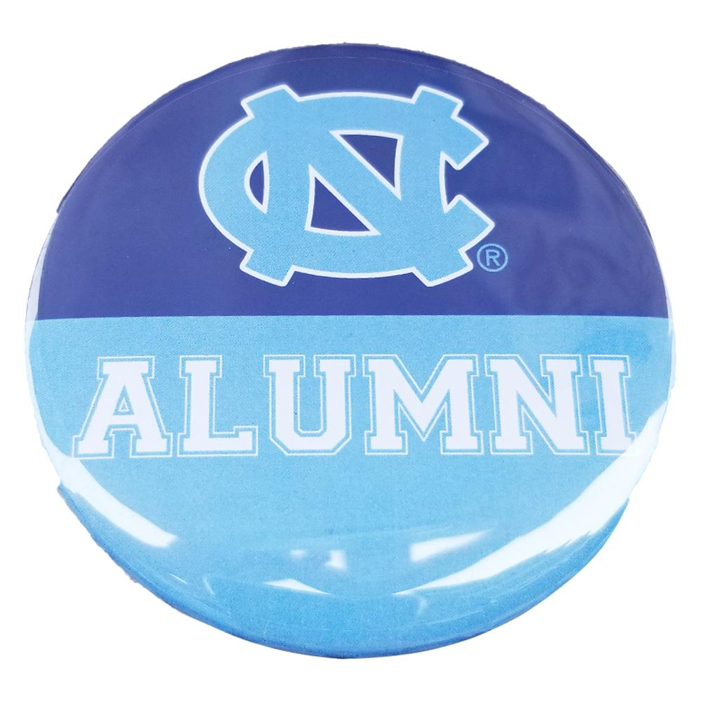 Unc Alumni Button