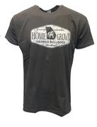 Georgia Homegrown Vault Logo Standing Bulldog Short Sleeve Tee